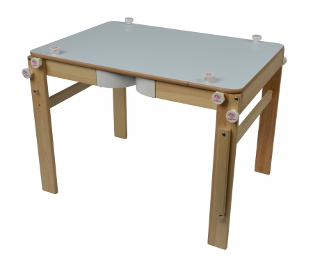 Eichhorn 2 in 1 Magentic Board and Desk