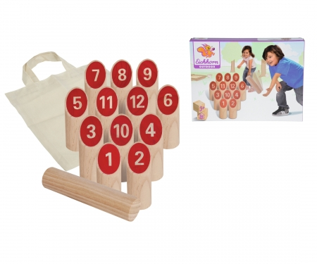 EH Outdoor, Throwing Game