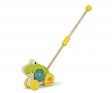 Eichhorn Push-along Animal, Frog