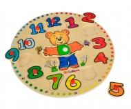 Eichhorn Teaching Clock