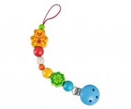 HEROS Baby, Dummy Chain with Clip
