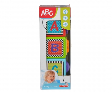 ABC Stacking Blocks