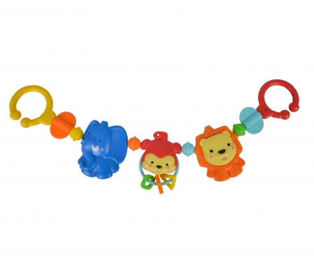 ABC Pram Chain with Function