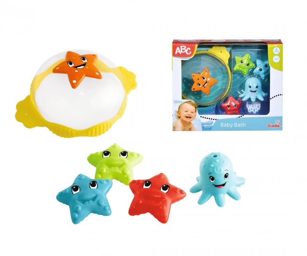 ABC Bath Fun Set - Baby Bath - ABC - Brands - shop.simbatoys.de