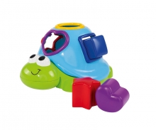 ABC Floating Turtle Shape Sorter