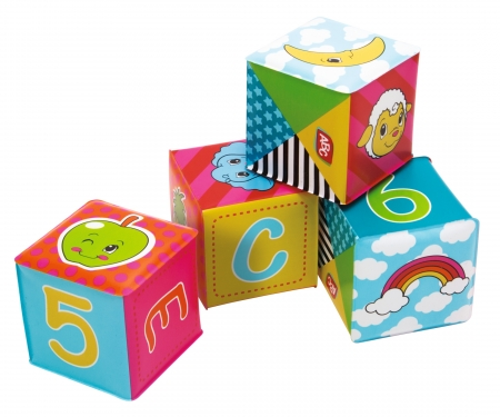 ABC soft Stacking Blocks