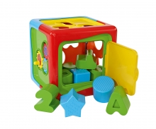 ABC Sorting Cube