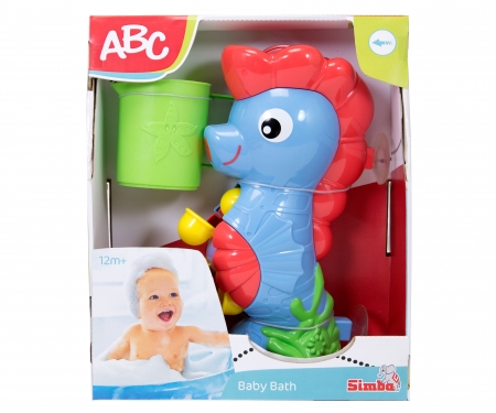 ABC Badewannen-Seepferdchen
