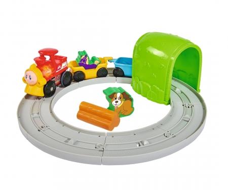 ABC Tiereisenbahn Set, 18-tlg.
