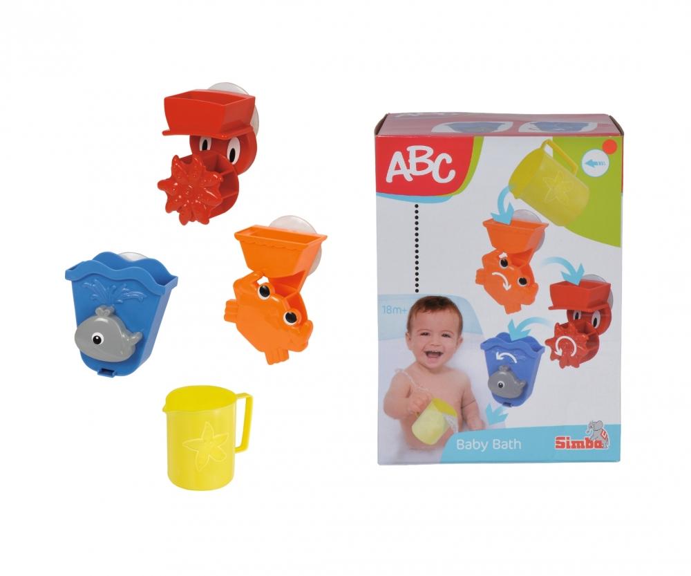 ABC Bath Play Set - Baby Bath - ABC - Brands - shop.simbatoys.de