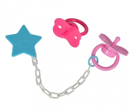 New Born Baby Pacifier Set