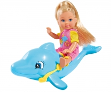 Evi LOVE Dolphin Swimming