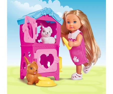 Evi LOVE Cute Rabbit House