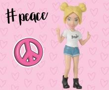 #myZoe, #Peace