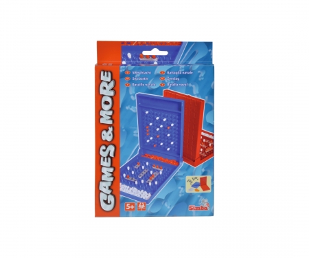 Games & More Reisespiel Schiffe versenken