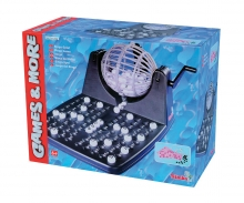 Games & More Bingo Lottery Game