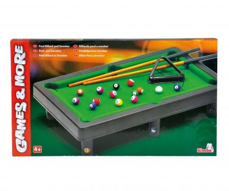 Games & More Pool Billard & Snooker