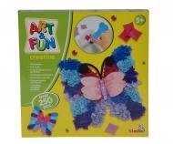 Art&Fun Filzbasteln Schmetterling