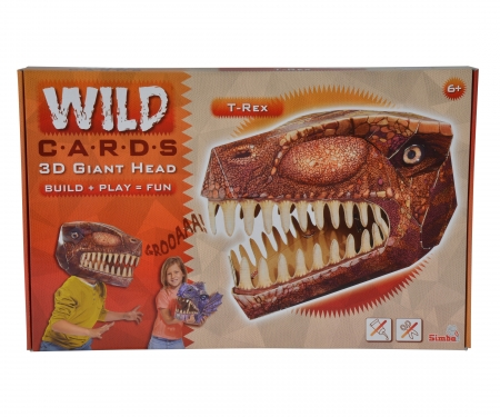 Wild Cards T-Rex