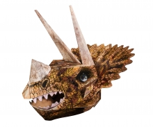 Wild Cards Triceratops