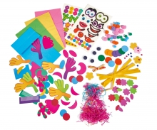 Art&Fun Create your Paper Puppets