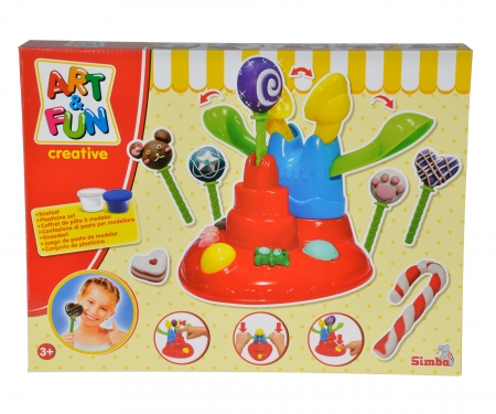 Art&Fun Dough Set Sweets
