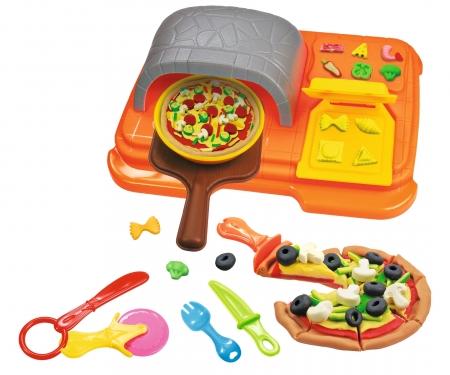 Art & Fun Knetset Pizzakarton