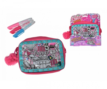 CMM Glitter Couture Travel Bag