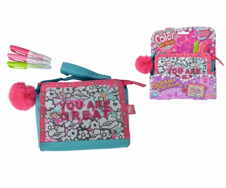 CMM Glitter Couture Lady Bag