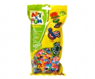 Art & Fun 3.000 Ironing Beads in Bag