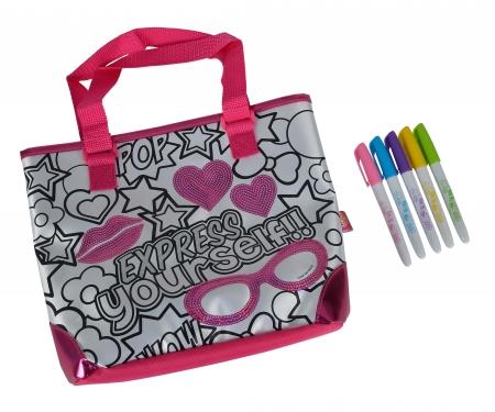 Color Me Mine Sequin Fashion Bag