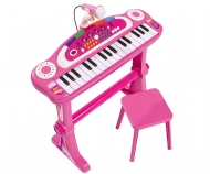 My Music World Girls Clavier sur pied