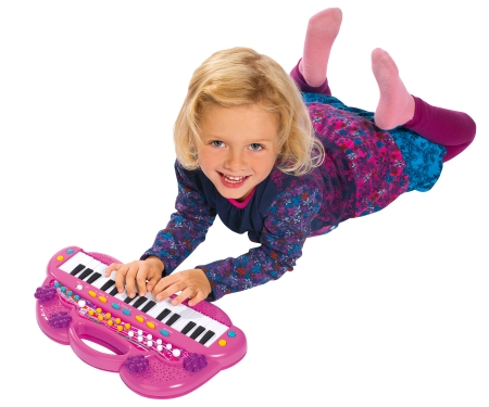 My Music World Girls Clavier