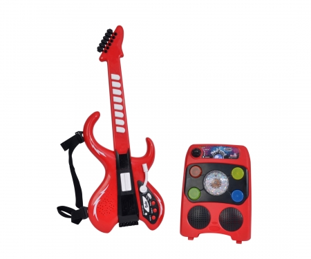 My Music World Disco Guitar with Amplifier