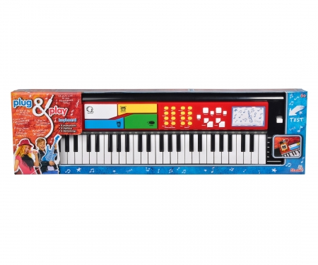 My Music World I-Keyboard