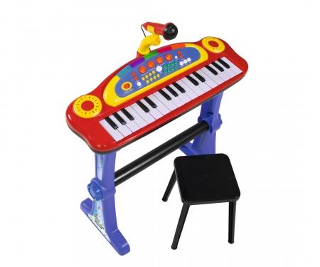 My Music World Standing Keyboard