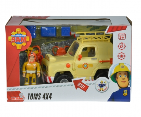 Sam Tom´s 4x4 Off-Road Vehicle