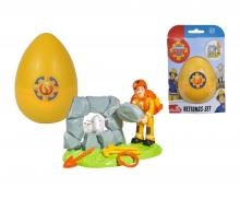 Sam Rescue Set in Egg, 2-ass.
