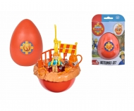 "Sam Rescue Set ""Norman"" in Egg"