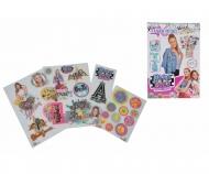 M&B Stickers customisation pour textile