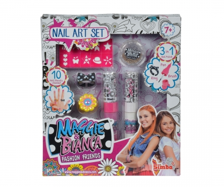 MBF Nail Art Set