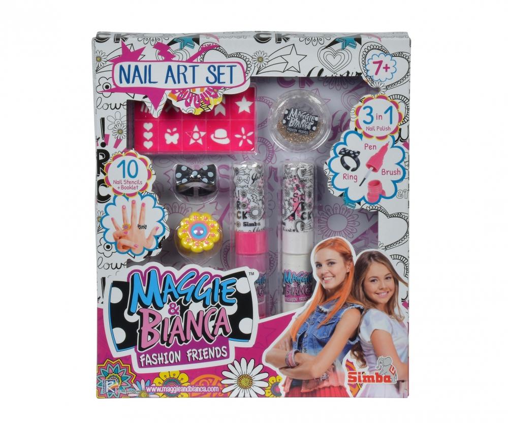 MBF Nail Art Set - Maggie & Bianca - Stars & Heroes - Themes - shop ...