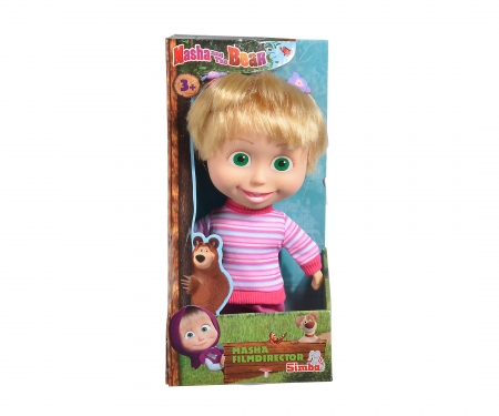 Masha Soft Doll Film Direktor, 23cm