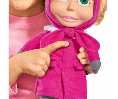 Masha singende Puppe, 30cm