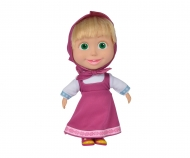Masha Soft Bodied Doll, 23cm