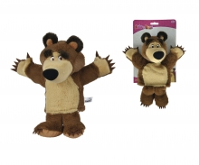 Masha Bear Handpuppet