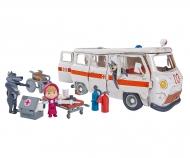 Masha Ambulance des loups