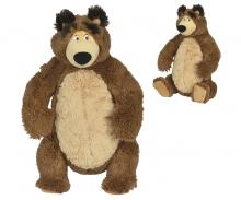 Masha Plush Bear, 43cm refresh