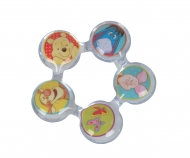 WTP Teething Ring with Water Filling