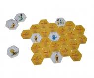 MTB Maya Picture Memory Domino Game